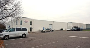 An entity related to National Measures, a plastics manufacturer in Lakeville, has acquired this property at 7870 215th St. W., directly east of its main plant. (Submitted photo: CoStar)