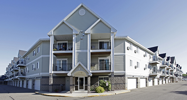 Weidner Apartment Homes, based in the Seattle area, has added a fourth Minnesota property to its portfolio with the purchase of the 150-unit Heritage Park Estates apartments in St. Cloud. (Submitted photo: CoStar Group)
