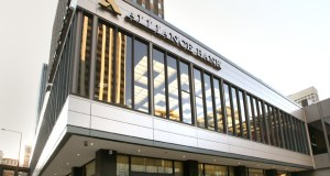 The Alliance Bank Center, at 55 Fifth St. E. in downtown St. Paul, was constructed in 1967. The building's previous names include the Norwest Center and the Fifth Street Center. (Staff photo: Bill Klotz)