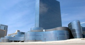 The Revel casino in Atlantic City, N.J., is expected to change hands Tuesday when Florida developer Glenn Straub closes a deal to buy it out of bankruptcy court for $82 million. The casino cost $2.4 billion to build. (AP File Photo)