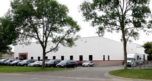 Sierra Corp., a manufacturer of industrial paints and coatings, has taken on an equity investor in its business and executed a $3.9 million 10-year sale leaseback of its headquarters and production facility at 11301, 11400 and 11401 W. 47th St. in Minnetonka. (Submitted photo: CoStar)