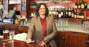 Minneapolis restaurateur Kim Bartmann is among the Twin Cities business owners named a finalist for Ernst & Young's Entrepreneur of the Year award for the Upper Midwest. She credits responsible business ownership for her success. ((File photo: Bill Klotz) )