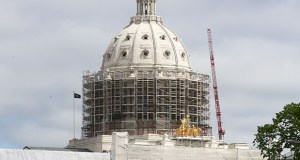 State lawmakers have agreed on a $180 million bonding bill that includes nearly $33 million for the State Capitol, among other projects. (File photo: Bill Klotz)
