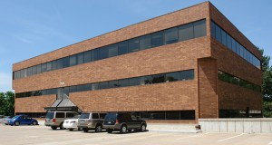 The sale of this office building at 7625 Metro Blvd. in Edina and other properties helped the Volunteers of America in Minnesota and Wisconsin tackle a budget shortfall and rebuild its cash reserves. (Submitted photo: CoStar)