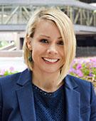 Kelsi Rahm, Morgan Stanley financial adviser based in St. Paul.