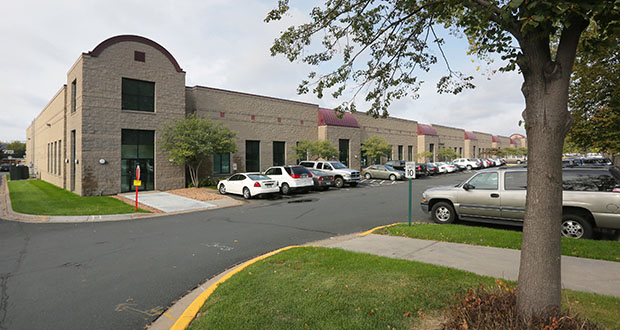 Amazon on Thursday launched a same-day delivery service in the Twin Cities supported by a new warehouse the retail giant built out in a business park at 763 Kasota Ave. in Minneapolis. (Staff photo: Bill Klotz)