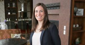 Amanda Blasdel (Staff photo: Bill Klotz)