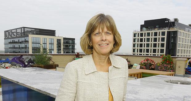 Sue Horvath  (Staff photo: Bill Klotz)