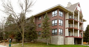 The Avana on 7 apartment complex at 7400 Highway 7 in St. Louis Park was one of two Minnesota properties included in a $2 billion multifamily housing portfolio that South Carolina-based Greystar sold to Blackstone Group LP last week. Submitted photo: CoStar Group