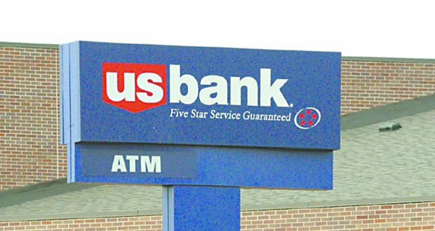 U.S. Bancorp reported net income of $1.48 billion, or 80 cents per share, in the fourth quarter. (file photo)
