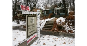 U.S. homes are recovering from the 2006-2009 housing slump that reduced wealth by $7 trillion. This home at 2267 Hillside Ave. in St Paul was sold in February 2015 for $299,900 and now has an estimated market value of $329,500, according to Ramsey County. File photo: Bill Klotz