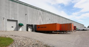 One of two south metro industrial warehouses that sold to Colony Capital earlier this summer, 6240 Carmen Ave. in Inver Grove Heights is part of a submarket that is seeing low vacancy rates. (Staff photo: Bill Klotz)