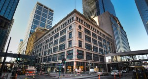 Macy's has been under pressure from investors to sell some of its valuable real estate. Macy's Chief Financial Officer Karen Hoguet told analysts Thursday it's looking at a sale of its store in downtown Minneapolis and other locations. (File photo: Craig Lassig)