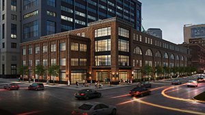 Ryan Cos. US Inc. will occupy 55,000 square feet on two floors in the Millwright Building. It's working on signing other tenants for the building, which it plans to complete during the first half of 2017. (File image: Ryan Cos.)