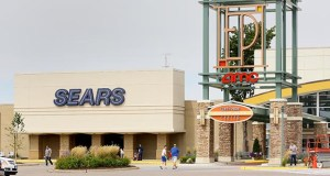 Sears' store at 8301 Flying Cloud Drive in Eden Prairie Center sold to a Dallas buyer on Aug. 23. The mall and its JCPenney store sold three years ago for $100 million. (Staff photo: Bill Klotz)