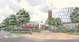 Wildamere Properties will pitch preliminary plans for its $100 redevelopment project — Promenade on France — to the Edina Planning Commission later this month. Wildamere plans to raze two of the smaller existing office buildings on the site and add a medical office building, a residential tower and either a hotel or an additional office building. The property is across the street from Southdale Center regional mall.
