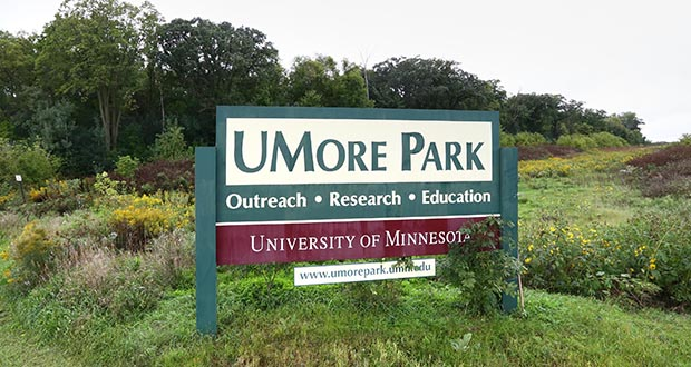 The Opus Group has offered to purchase 158.8 acres of UMore Park, a 4,772-acre property in Rosemount owned by the University of Minnesota and used for research and other activities. (Staff photo: Bill Klotz)
