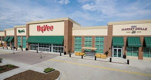 Iowa-based Hy-Vee is using this design, with some variations, for the 13 stores it has built or has in development in the Twin Cities region. (Submitted photo: CoStar)
