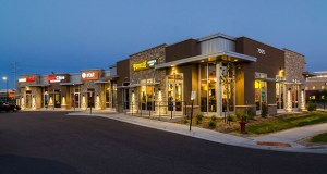 A buyer from Orono outbid the competition and bought this retail center at 7905 Great Plains Blvd. in Chanhassen for $4.82 million. (Submitted photo: Marcus & Millichap)