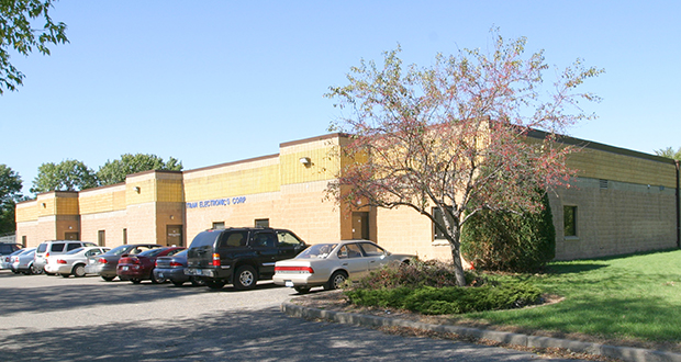 Forest Lake-based Mavo Systems Inc. has paid $1.2 million for a 20,040-square-foot warehouse at 80 Second Ave. SE in New Brighton. (Submitted photo: CoStar)