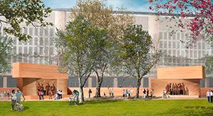 The monument is expected to break ground this fall and open in 2020. (Submitted rendering)