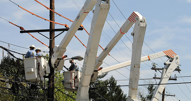 Utilities such as BGE in Maryland regularly share information within their industry as well as conduct drills in an effort to stay ahead of a cyber breach. (BridgeTower Media photo: Maximilian Franz/The Daily Record)