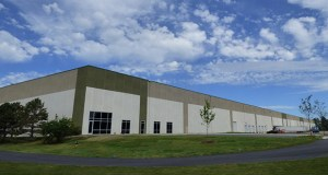 Minneapolis-based Meritex hunted for industrial property in Shakopee for two years until it was able to purchase a 299,600-square-foot warehouse from United Properties at 1080 Park Place. (Submitted image: Cushman & Wakefield/NorthMarq)