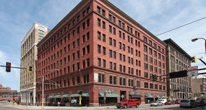 The Kickernick Building at 430 First Ave. N. has no vacancies and a tenant list that includes attorneys and tech firms. (Submitted photo: CoStar)