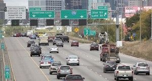 The I-35W and Lake Street access project in Minneapolis will take place over four construction seasons, wrapping up in 2021. (File photo: Bill Klotz)