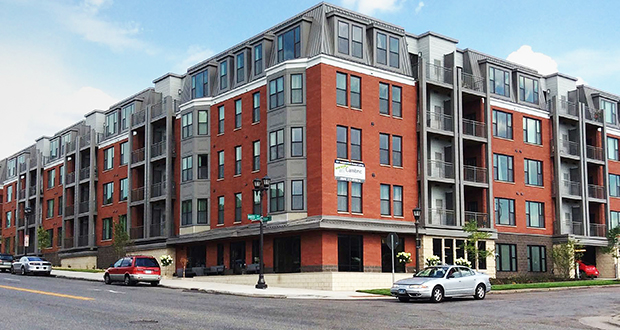 The Cambric provides new, affordable senior housing on the east side of St. Paul. (Submitted photos)