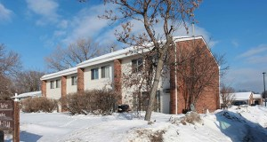 Hopkins-based Shelter Corp. has sold three affordable housing properties, including this one at 2120 Douglas Drive N. in Golden Valley, to a St. Paul nonprofit. Shelter Corp. will continue to manage the properties. (Submitted photo: CoStar)