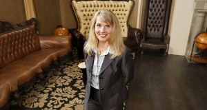 Sonja Simonsen (Staff photo: Bill Klotz)