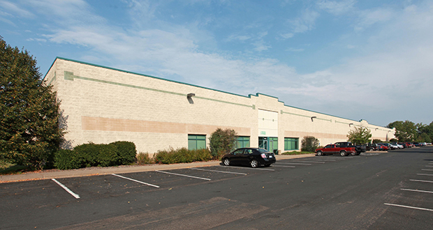 Andy Ogren, owner of Blanks USA has executed a $5.575 million sale-leaseback deal for his headquarters in the Brooklyn Park Interstate Center at 7700 N. 68th Ave. in Brooklyn Park. (Submitted photo: CoStar)