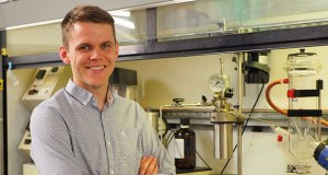 Christoph Krumm is president and co-founder of Sironix Renewables, which has raised nearly $3 million to help commercialize new plant-based soap molecules for cleaning products. (Submitted image: Sironix Renewables)