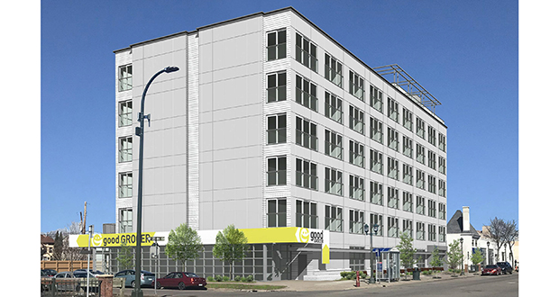 The Good Grocer S Plan To Build An 8 500 Square Foot Into First