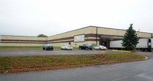 An entity related to Minneapolis-based Hyde Development and Golden Valley-based M.A. Mortenson Co. has closed on the nearly $6.9 million purchase of a warehouse at 5101 Industrial Blvd. NE, giving the companies the eighth and final piece of their Northern Stacks industrial park in Fridley. (Submitted photo: CoStar)