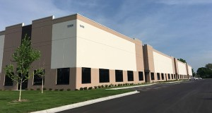 Hawaii-based James Campbell Co. has paid Minneapolis-based United Properties $10.1 million for this new 118,656-square-foot warehouse at 12450 Oliver St. S. in Burnsville. (Submitted photo: CoStar)