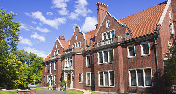 A new welcome center, building systems, wall repairs and other upgrades are coming to the historic Glensheen Mansion at 3300 London Road in Duluth. (Submitted photo: University of Minnesota)