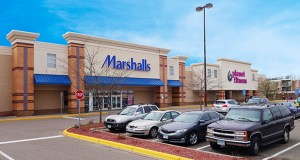 A Marshalls store is one of the anchor tenants at Crystal Center at 99-355 Willow Bend Road in Crystal. (Submitted photo: CBRE)