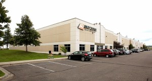 Boston-based STAG Industrial has paid $8.075 million for a fully leased two-tenant warehouse at 585-595 Hale Ave. N. in Oakdale. (Submitted photo: CoStar)