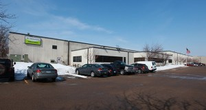 Fridley-based Sheet Metal Connectors Inc. has paid $4 million for this 89,538-square-foot Class C manufacturing plant at 7301 Northland Drive N. in Brooklyn Park, where it plans to move its operations. (Submitted photo: CoStar)