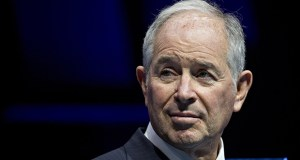 Stephen Schwarzman   is chairman, CEO and co-founder of Blackstone Group LP (Bloomberg file photo)