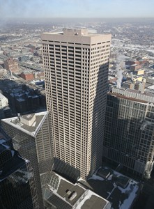A subsidiary of China-based HNA Group sold the City Center retail and office complex in downtown Minneapolis in February after owning it for just 18 months. (File photo: Bill Klotz)