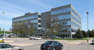 The 82,000-square-foot Normandale Place office building, at 8201 Norman Center Drive was the AtWater Group's first Twin Cities property purchase back in 2013. (Submitted photo: CoStar)