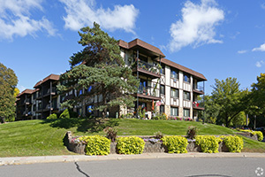 The Villages on McKnight apartments at 165-183 McKnight Road N. in St. Paul sold for $65.94 million in November. (Submitted photo: CoStar)