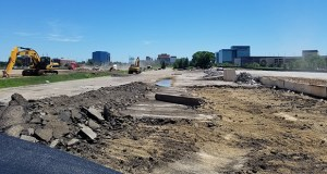 Demolition completed last year at 2501, 2601, and 2701 American Blvd. E. and 2600 Lindau Lane cleared about 217,000 square feet of structures off the 14-acre site, getting it ready for redevelopment. (Submitted photo: City of Bloomington)