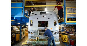 New Flyer of America, which builds about half of the transit buses used in North America, employs more than 1,200 workers at two Minnesota manufacturing plants. (Submitted photo: New Flyer of America)