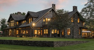 The owner who built this home at 310 Ferndale Road in Wayzata in 2000 has sold it for $9 million, making it the biggest residential sale in the 16-county metro area so far this year. (Submitted image: Spacecrafting/Realtor.com)