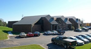 A building at 7585 Equitable Drive in Eden Prairie occupied by Johnson Fitness & Wellness is one of four that Minneapolis-based Biynah Industrial Partners purchased in two simultaneous transactions. (Submitted photo: CoStar)
