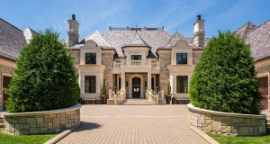 Bella Vista, an estate at 3770 Northome Road in Orono, remains the most expensive residential property listed for sale in Minnesota. (Submitted photo)